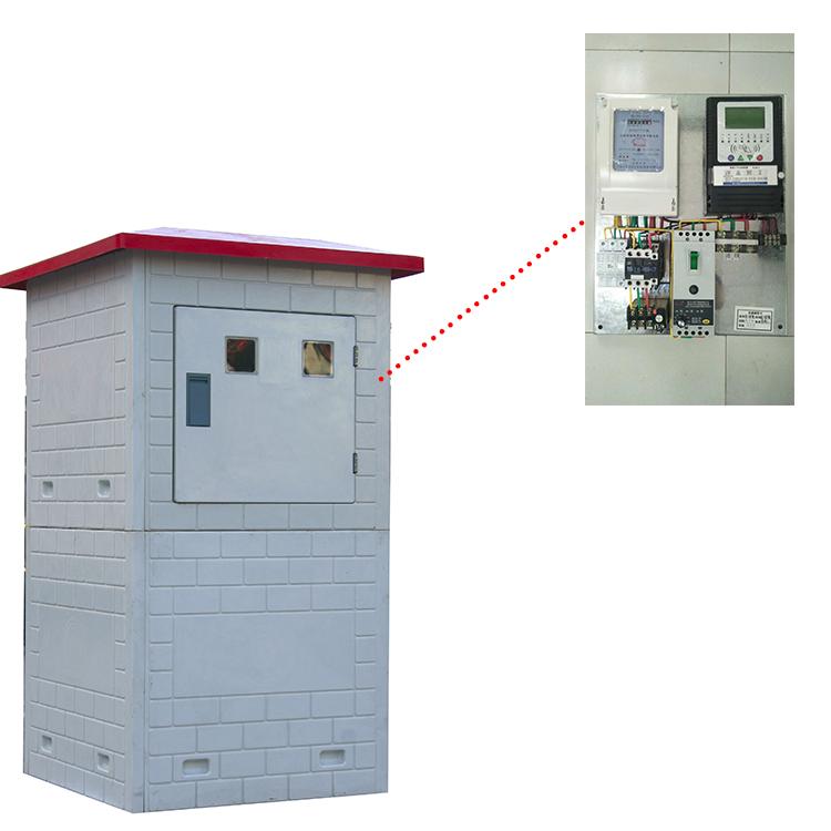 水电双计控制器 射频卡灌溉孔控制器20