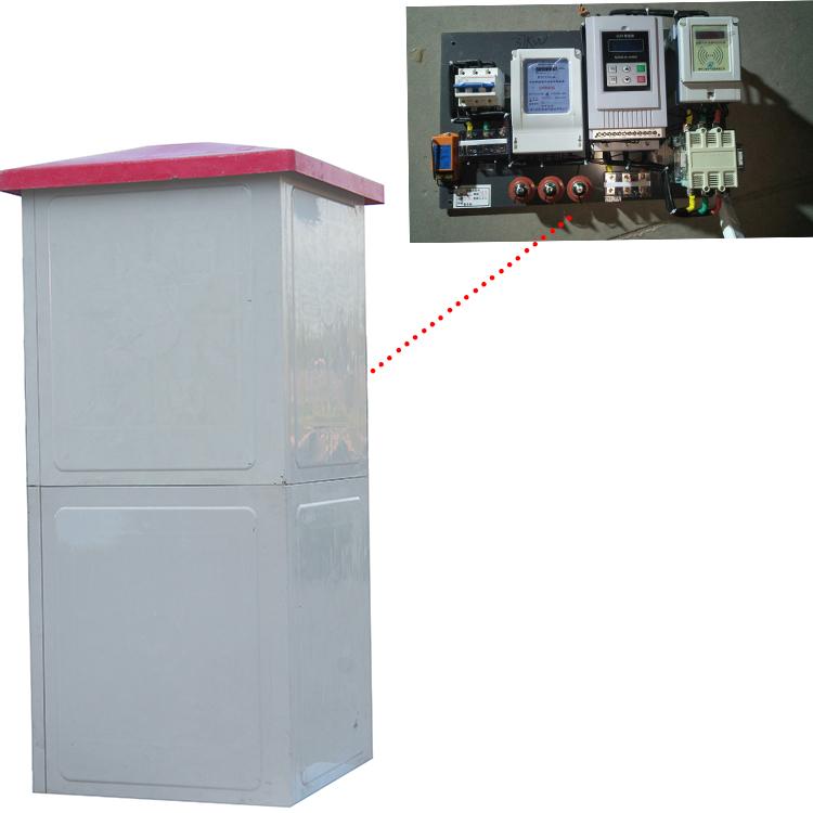 水电双计控制器 射频卡灌溉孔控制器30