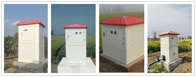 8机井智能控制器 机井控制器 机井射频控制器 机井射频卡灌溉控制器 机井射频卡管理器